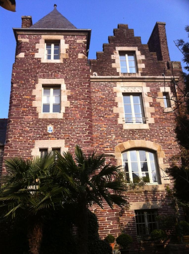 Castel Jolly cour intérieure