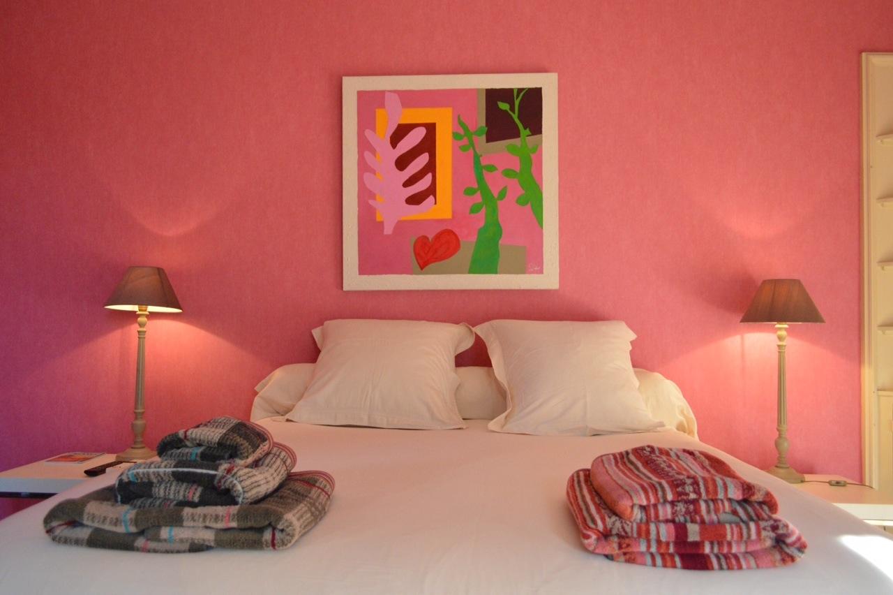 Chambre 1Dufy chambre luxe