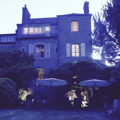 chambres d'hôtes avec jardin