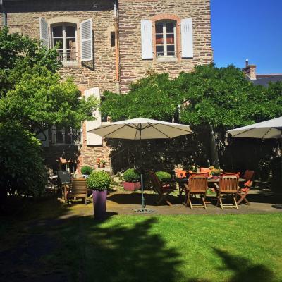 Castel jolly jardin