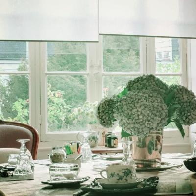 petit déjeuner bow window