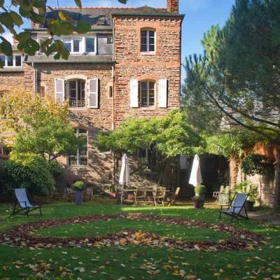 Maison d'hôtes avec jardin