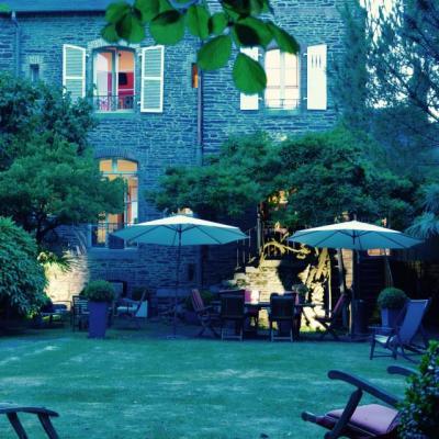 Un jardin en ville maison d'hôtes