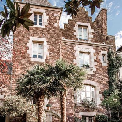 Castel jolly rennes bed and breakfast