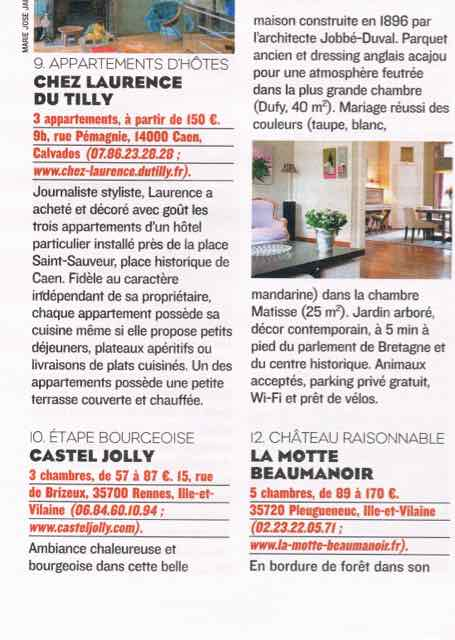 Sélection Figaro 2016 Bretagne