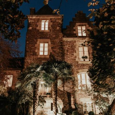 Img 8713facade castel jolly hotel particukier rennes