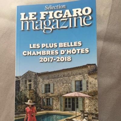 Selection figaro magazine les plus belles chambres d hotes 2017 2018 1